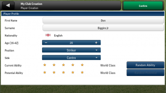 Football Manager Handheld 2014 Screenshot