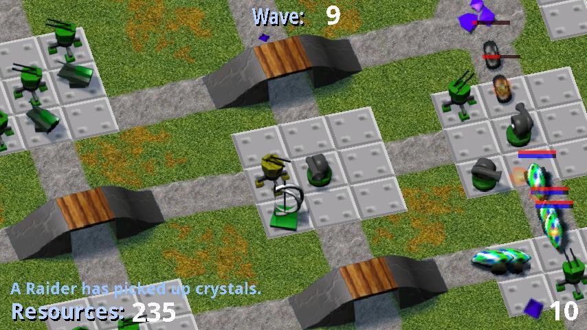Tower Raiders GOLD screenshot 1