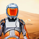 Battle for Mars - space online shooter 5 on 5