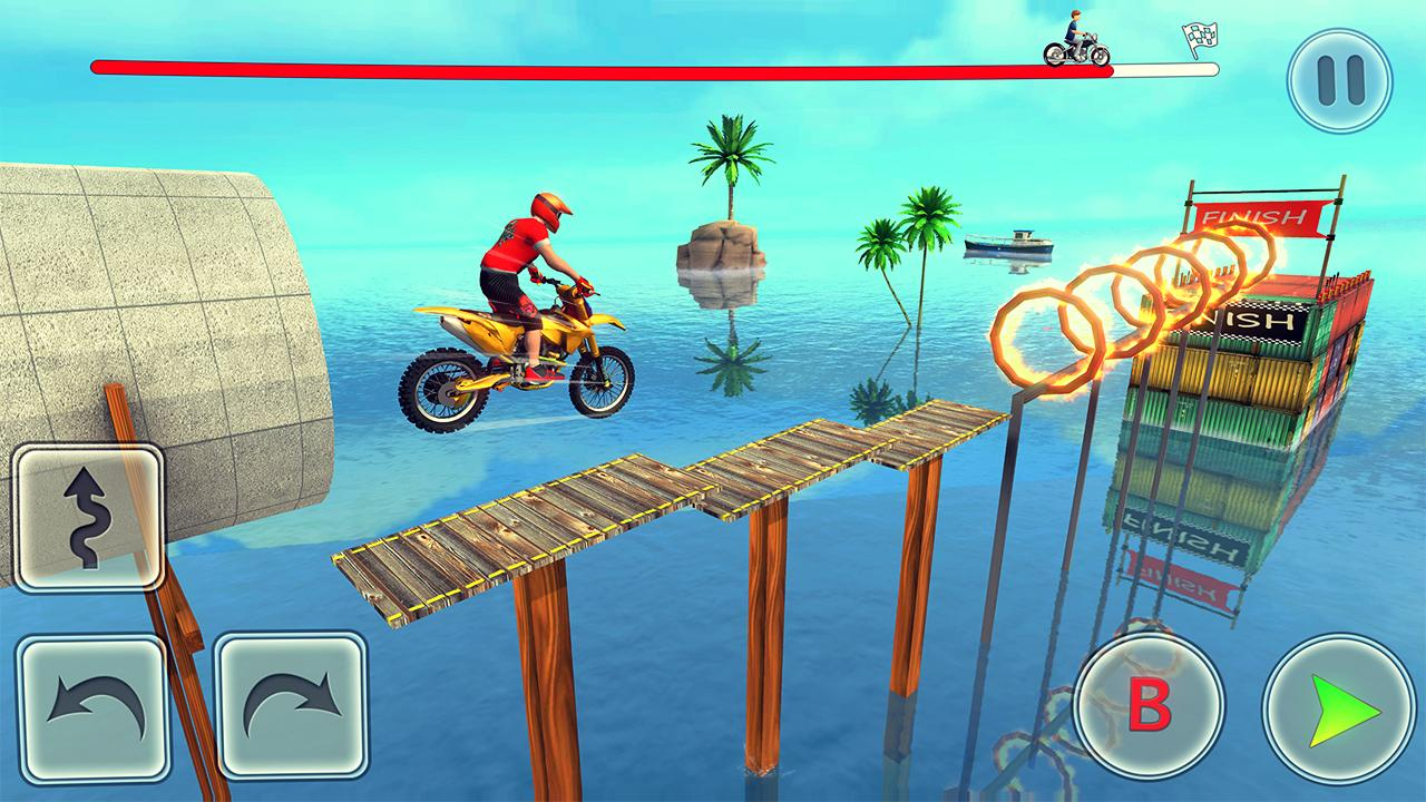 New Bike Racing xtreme - Free motorcycle games screenshot 2