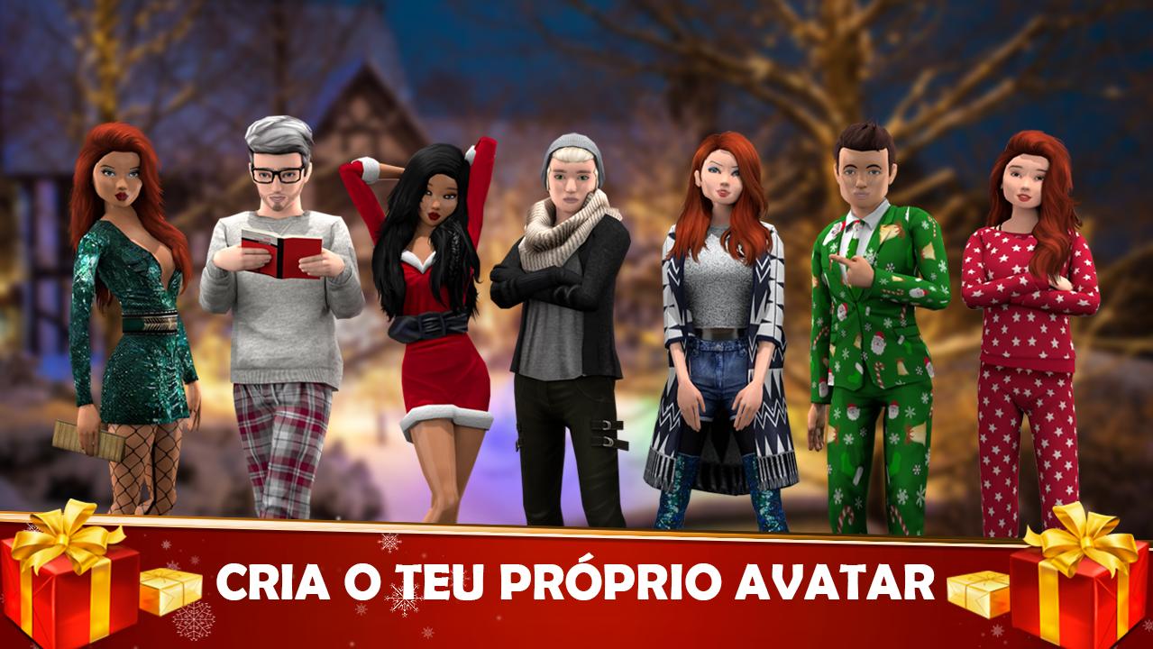 Avakin Life - Mundo Virtual 3D screenshot 1