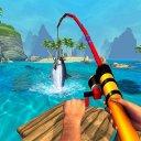 Boat Fishing Simulator: Salmon Wild Fish Hunting