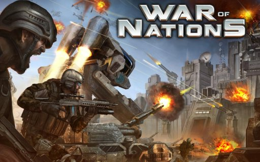 War of Nations: PvP Domination screenshot 1