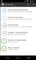 BitTorrent® Pro - Torrent App Screen