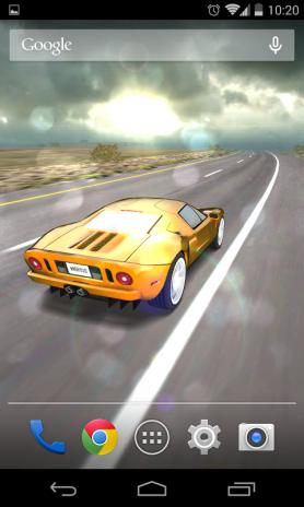 3d Car Live Wallpaper Free 34 Télécharger Lapk Pour Android Aptoide