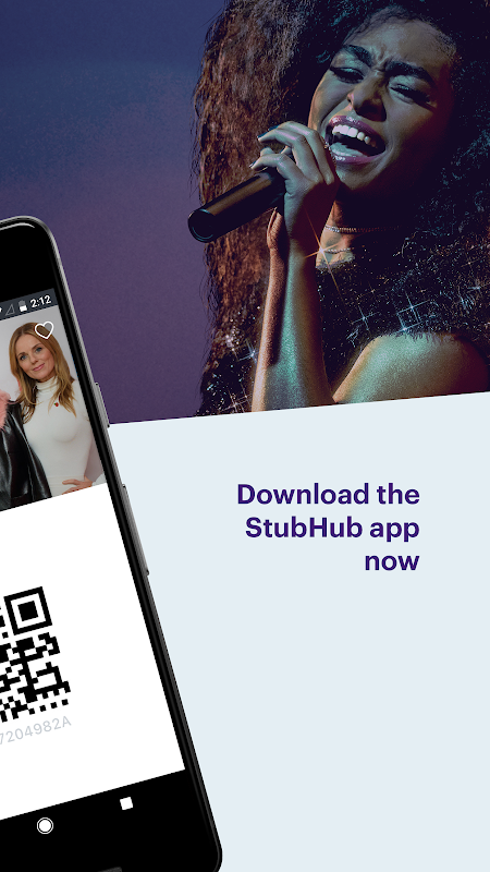 StubHub - Tickets to Sports, Concerts & Events screenshot 2