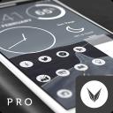 Light Void - White Minimal Icons (Pro Version)