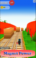 Subway Nano Ninja Surfer Screenshot