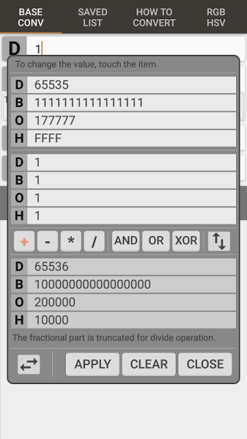hexadecimal and base conversion feature Binary decimal hexadecimal calculator java free base conversions simple number conversion java program if there is a feature that you would like to.