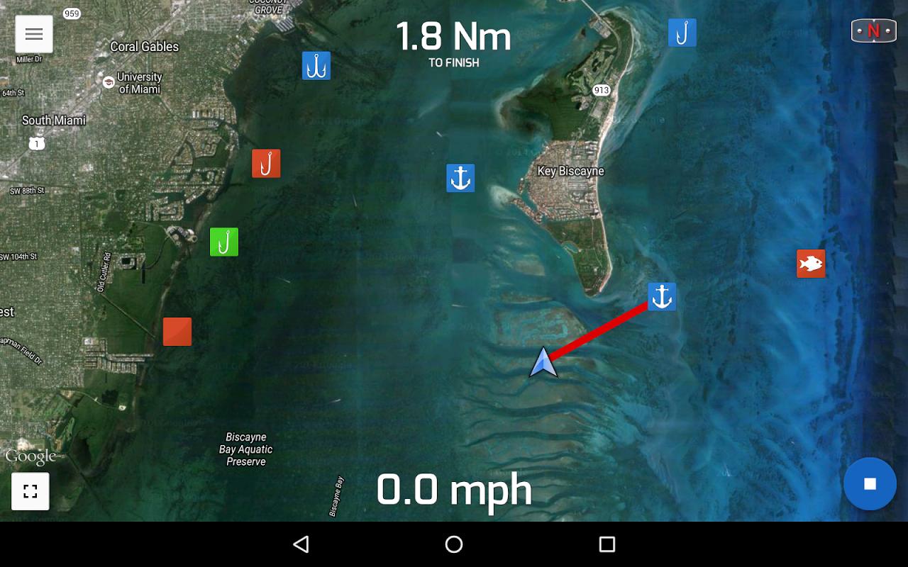 Fishing Points: Pesca e GPS screenshot 2