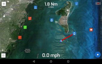 Fishing Points: GPS & Forecast Screenshot