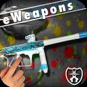 eWeapons™ Paintball Waffen Simulator