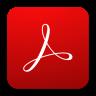 Adobe Acrobat Reader Ikon