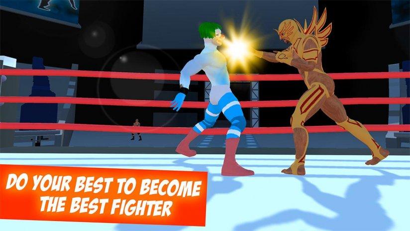 Wrestling: Revolution Fight 3D 1 1 Download APK for Android