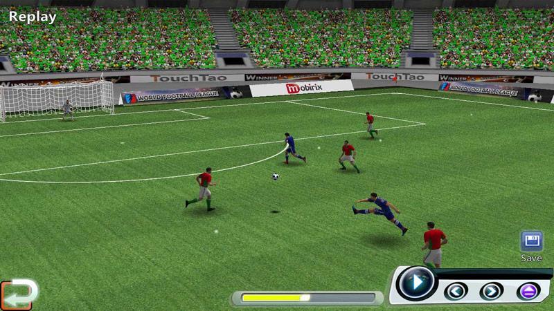 World Football League screenshot 1