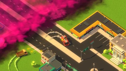 Tanks VS Cars Battle screenshot 4
