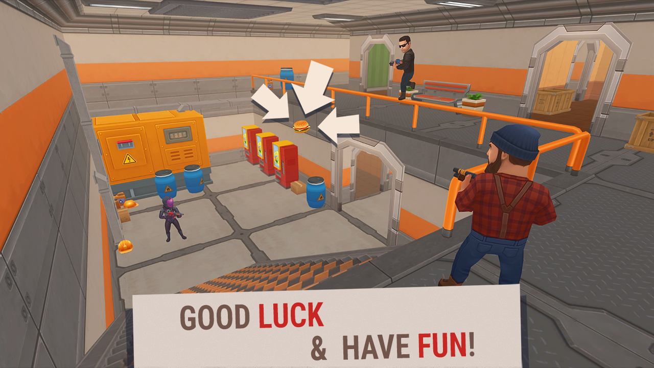 Hide Online - Hunters vs Props screenshot 3