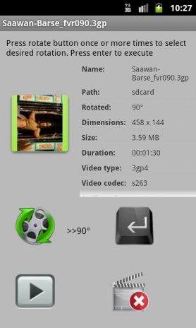 Fast video rotate 20 baixar apk para android aptoide fast video rotate captura de tela 2 ccuart Choice Image