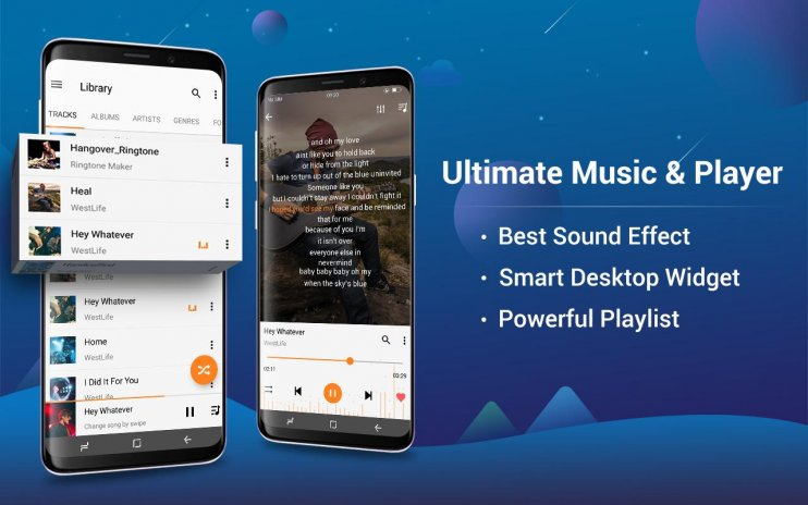 Music Player & Audio Player 2 5 1 Download APK for Android - Aptoide