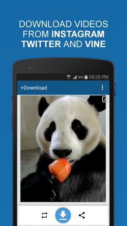 descargar videos de twitter para android