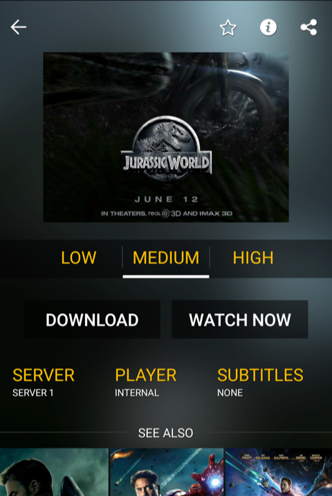 Show Box screenshot 1