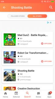 Aptoide Dev screenshot 9