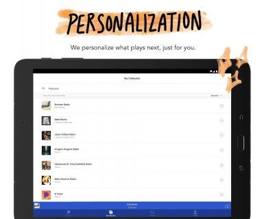 Pandora - Streaming Music, Radio & Podcasts screenshot 10