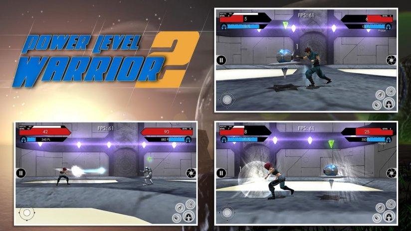power warriors 9.0 download apk