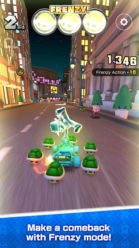 Mario Kart Tour screenshot 2