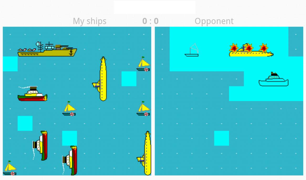 Batalha naval screenshot 2
