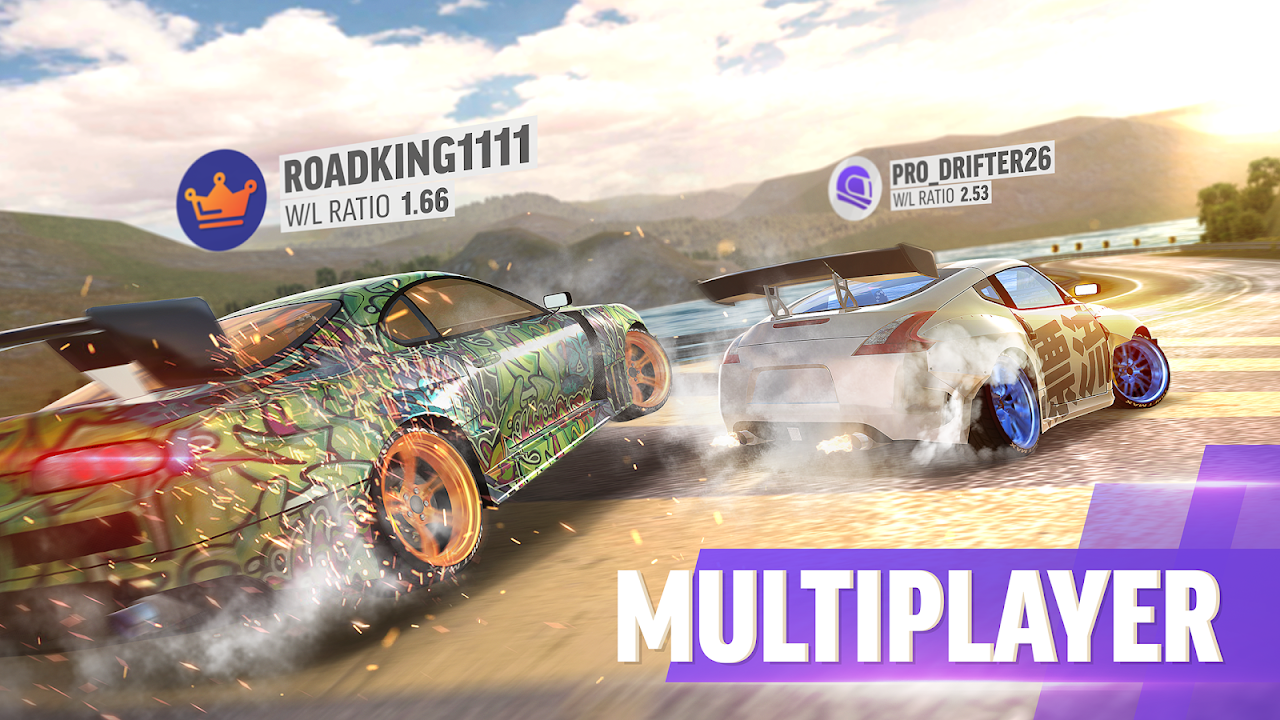 Drift Max Pro - Jogo de Car Drifting screenshot 1