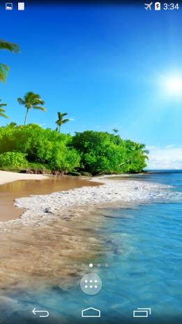 Beach 4k Live Wallpaper Screenshot 1 2