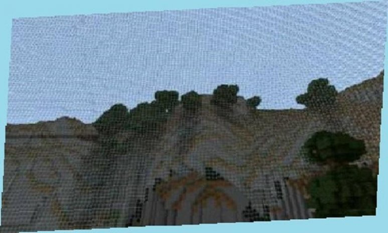 minecraft pe hunger games map download for android