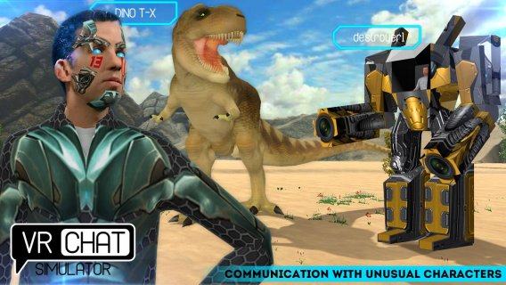 VR Chat Simulator 1 0 Download APK for Android - Aptoide