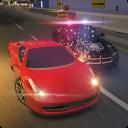 Freeway Police Pursuit corsa