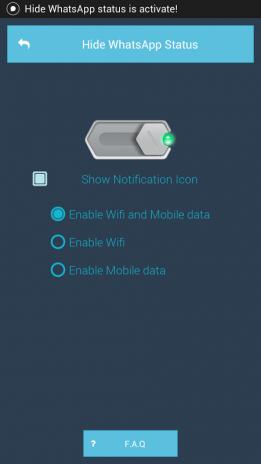 Hide Whatsapp Status Invisible 106 Descargar Apk Para