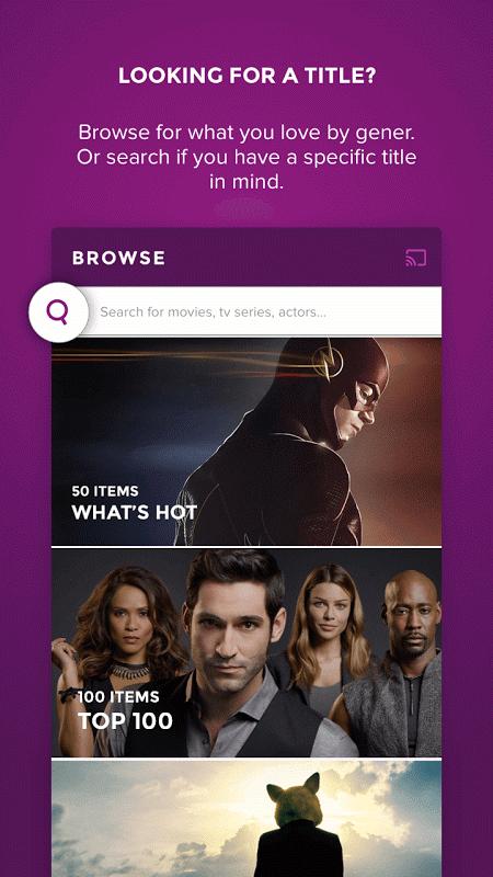 HOOQ: Watch Movies, TV Shows, Live Channels & News screenshot 2