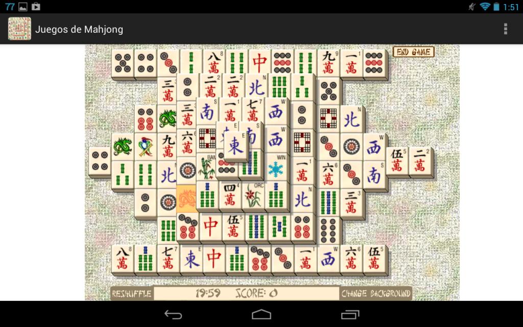 Juegos de Mahjong   Download APK for Android - Aptoide