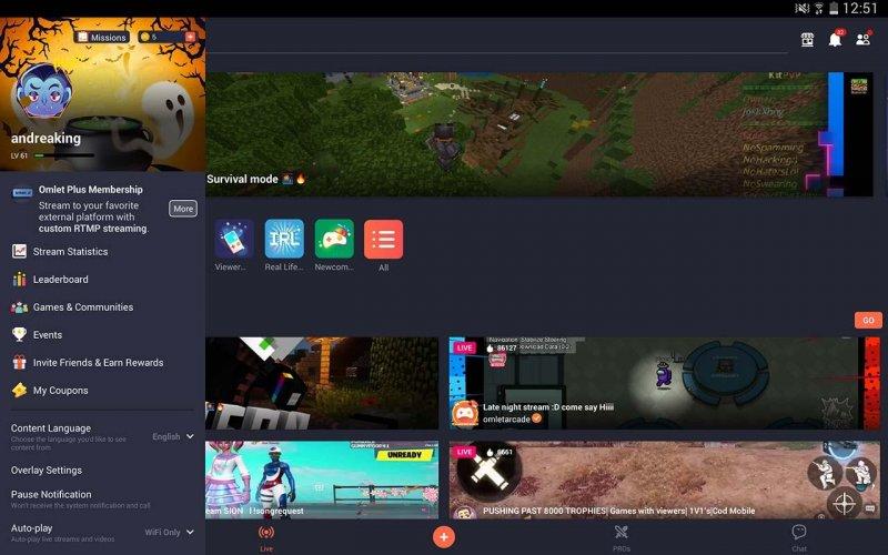 Omlet Arcade - Screen Recorder, Live Stream Games screenshot 2