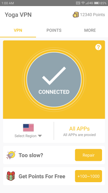 Yoga Vpn Free Unlimited Unblock Security Android | Autos Post