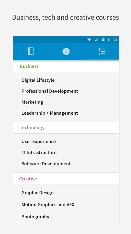 LinkedIn Learning: Online Courses to Learn Skills screenshot 2