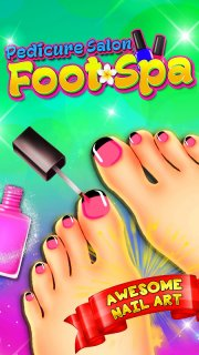 Foot Spa - Pedicure Salon screenshot 2