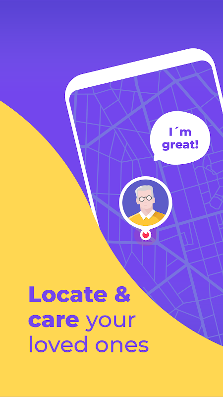 Family GPS Locator for your Phone - Safe365 screenshot 2