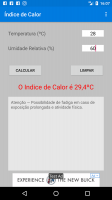 Índice de Calor Screen