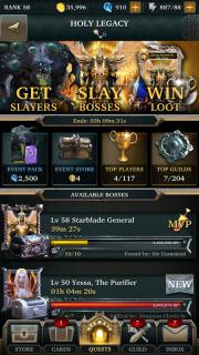 Legendary : Game of Heroes screenshot 7