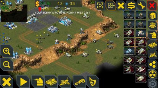RedSun RTS: Strategy PvP screenshot 11