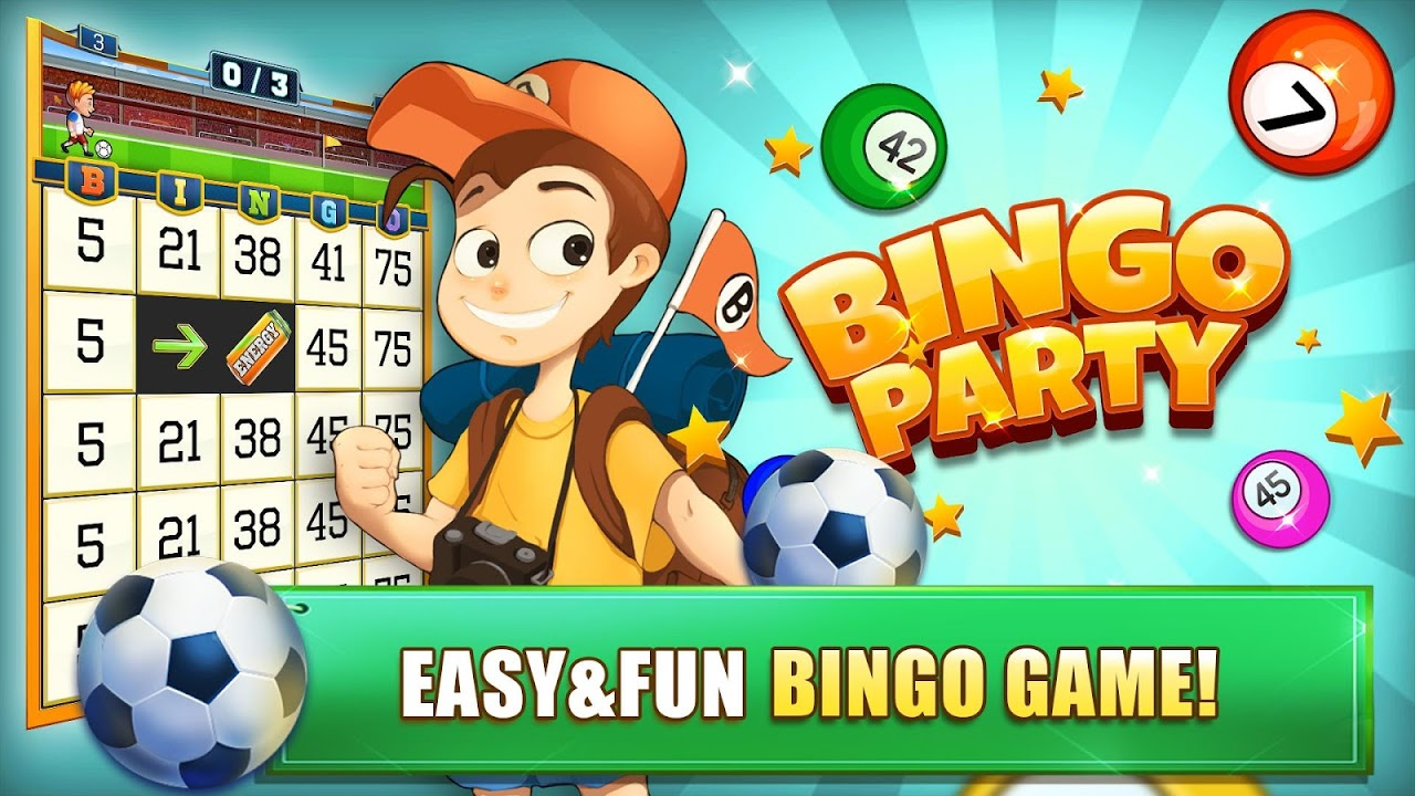 Bingo Party - Free Bingo Games screenshot 2