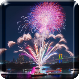 New Year Fireworks Live Wallpaper 1 0 8 Download Apk For Android Aptoide