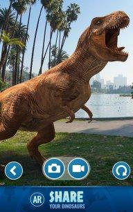 Jurassic World™ Alive screenshot 3