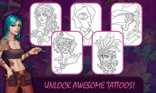 Tattoo Master screenshot 11